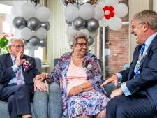 Annie (90) en Jan (89) zijn 70 jaar getrouwd, met dank aan prinses Marijke