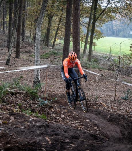 Wielrenster Kuijpers recht haar rug in Lieshout: 'Het was snakken naar adem'