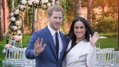 Spice Girls komen, géén klassieke taart, huwelijksreis naar Namibië: 19 details die je nog niet wist over Royal Wedding Harry en Meghan
