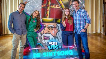 VTM Kids komt zondag naar Sint-Niklaas: 'Sintsong' live op Houtbriel