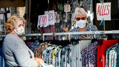 N9 in centrum Eeklo heel de zomer dicht op donderdag voor wekelijkse markt