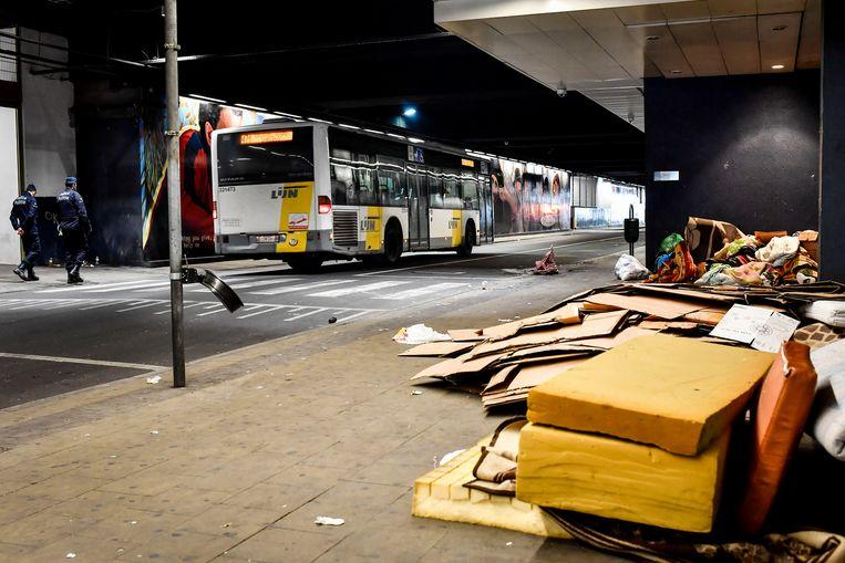 Chauffeurs bij De Lijn klaagden al maanden over onveilige en onhygiënische omstandigheden.
