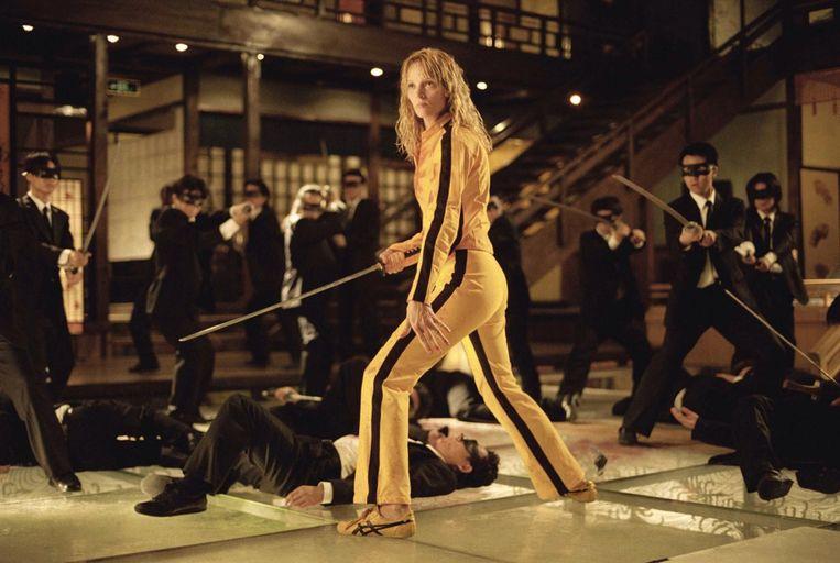 Scène uit Kill Bill. Beeld
