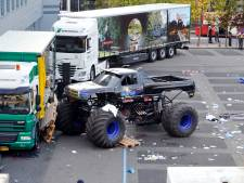 Justitie onder vuur om video monstertruckdrama