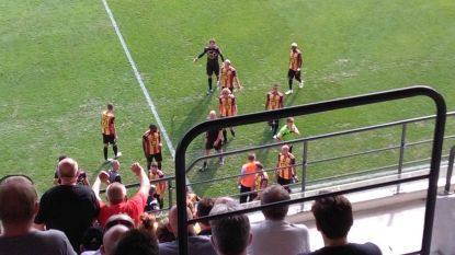 Malinwa-fans misdragen zich meteen in 1B: OH Leuven - KV Mechelen minutenlang stilgelegd