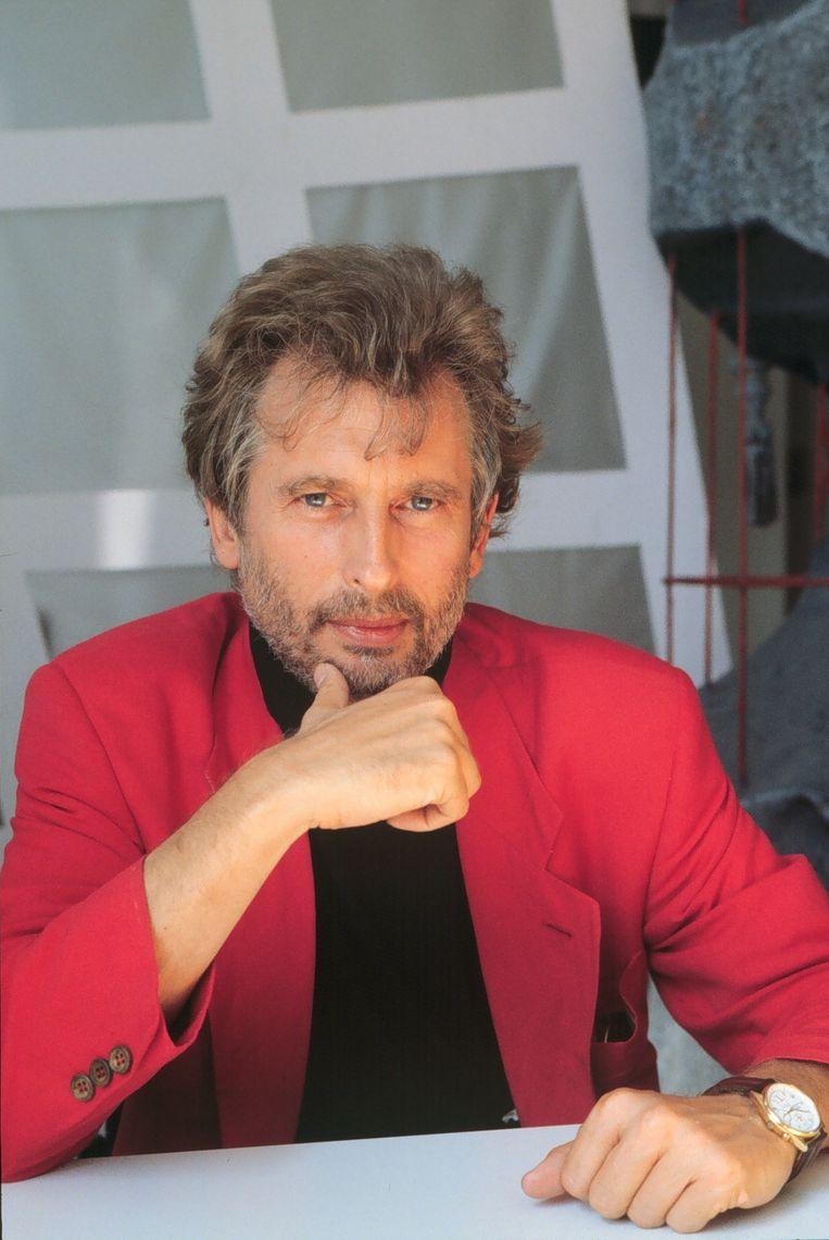 Paul Jambers in het jaar 1993