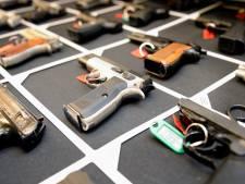 Inleveractie: al acht vuurwapens binnen