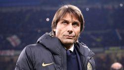 """Inter-coach Conte geeft Lukaku en co duidelijk seksadvies: """"Lever zo weinig mogelijk inspanning, lig dus onderaan"""""""