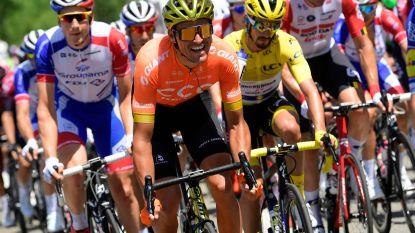 """Terwijl andere Belgen scoren, wacht Greg Van Avermaet zijn kans af: """"Denk dat helft van het peloton mijn benen wil"""""""