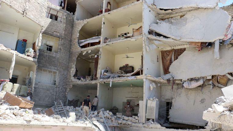 Aleppo Beeld anp
