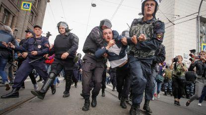 Russen grijpen lokale verkiezingen aan om te protesteren tegen pensioenhervorming