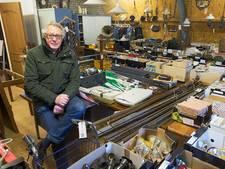 Berghemse verzamelaar veilt 2.000 items