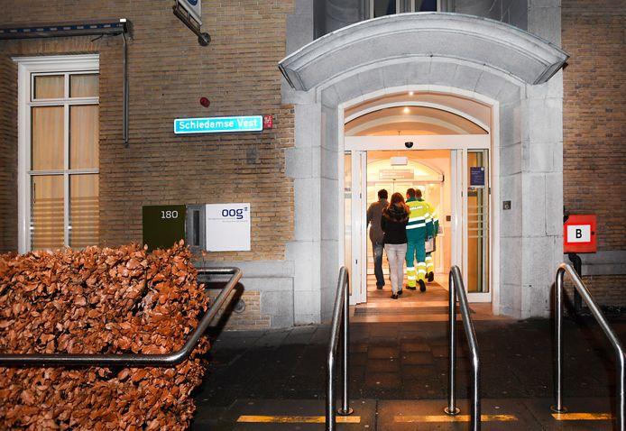 Het Oogziekenhuis Rotterdam.