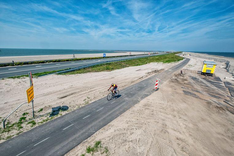 De Houtribdijk Beeld Raymond Rutting / de Volkskrant
