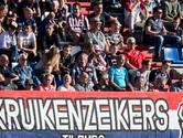 Supporters en sponsors Willem II geven kaartjes aan 'arme' gezinnen