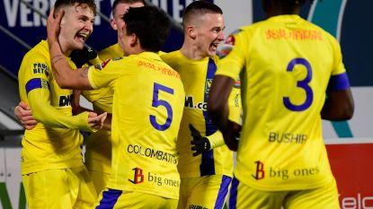Eersteklasser STVV verrast in tweede helft, met dank aan Colidio en De Bruyn