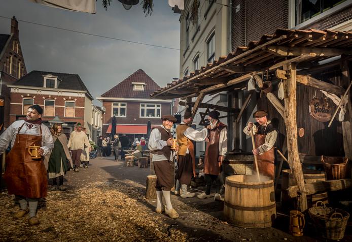 Grolsch en Brouwersnös gaan samen een bier brouwen voor de Slag om Grolle 2019.