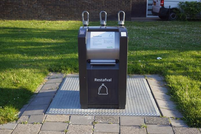 Waar in Beneden-Leeuwen en Dreumel bezwaren werden toegewezen, vingen buurtgenoten in Boven-Leeuwen bot: de ondergrondse afvalcontainer komt er gewoon.