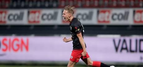 Excelsior pakt eerste punten in eigen stadion, FC Volendam komt eindelijk los