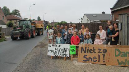 Burgerplatform voor veilig verkeer in Kachtem krijgt als eerste spreekrecht op gemeenteraad