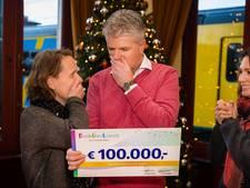 Hein uit Zwolle naar Spoorwegmuseum gelokt voor grote geldprijs