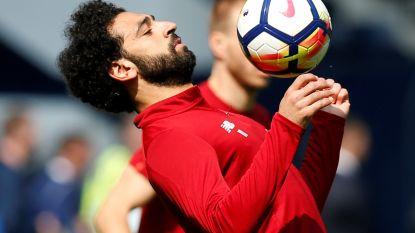MULTILIVE BUITENLAND: Flitst Liverpool-sensatie Mo Salah ook tegen hekkensluiter West Brom?