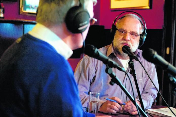 Het ORTS radioprogramma 'Oosterhout Vandaag'.