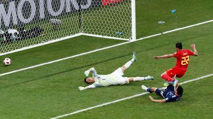 """Bondscoach Martínez looft reactie van zijn team: """"Er waren geen minpunten"""" - Chadli: """"Van de hel naar de hemel"""" - De Bruyne: """"Nu Brazilië? Gewoon winnen"""""""