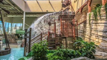IN BEELD. Bellewaerde Aquapark gaat volgende maandag open, ontdek hier de attracties