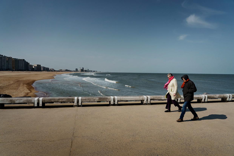 Oostende wil stranden enkel toegankelijk maken voor bewoners en tweedeverblijvers.