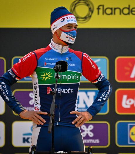 Niki Terpstra als symbool voor 2021: alles zal beter zijn