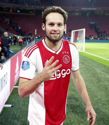 Hattrickhelden schitteren bij Ajax, matig optreden De Graafschap