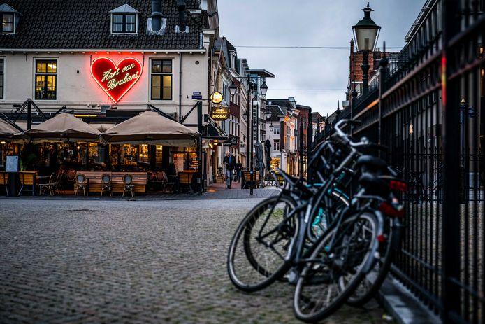 De binnenstad van Den Bosch.