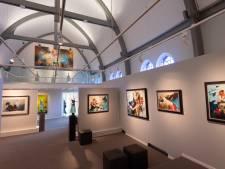 'Vergeten' kunstenaars herleven in Musiom
