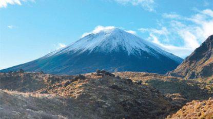 Toerist dood teruggevonden op Nieuw-Zeelandse vulkaan