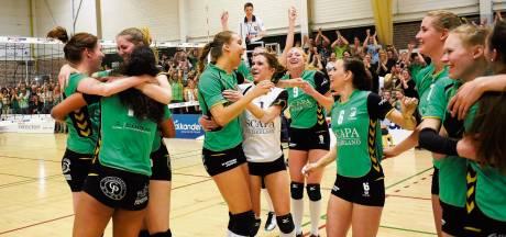 Einde tijdperk bij Alterno: geldgebrek verdrijft Apeldoornse volleyclub uit eredivisie