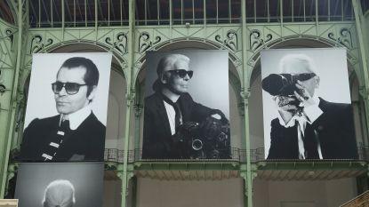 Modewereld neemt afscheid van Karl Lagerfeld met prachtig eerbetoon
