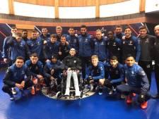 Ricksen wil fans blijven ontmoeten: 'Alsof ik een cupfinal ga spelen'