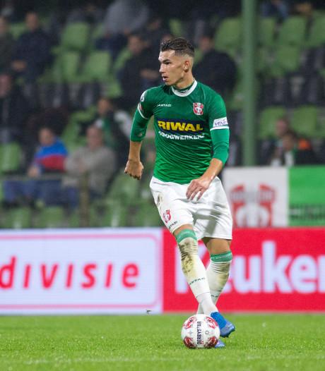Verdediger FC Dordrecht: 'Als wij fouten maken, wordt dat bijna altijd gelijk afgestraft'