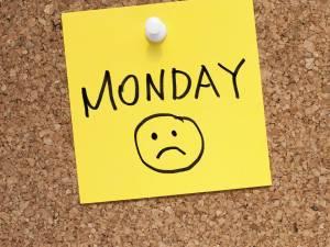 Blue Monday kan me wat, ik ga er morgen weer vrolijk tegenaan!