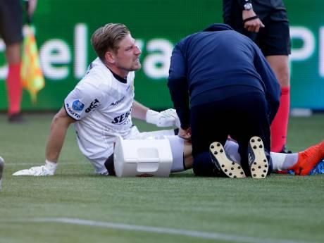 Keeper Lars Unnerstall komt met knieblessurenaar PSV