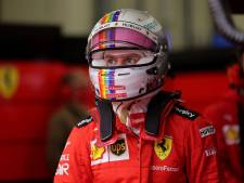 Regenbooghelm Vettel levert meer dan twee ton op