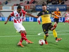 TOP Oss moet zich met een punt tevreden stellen tegen Roda JC