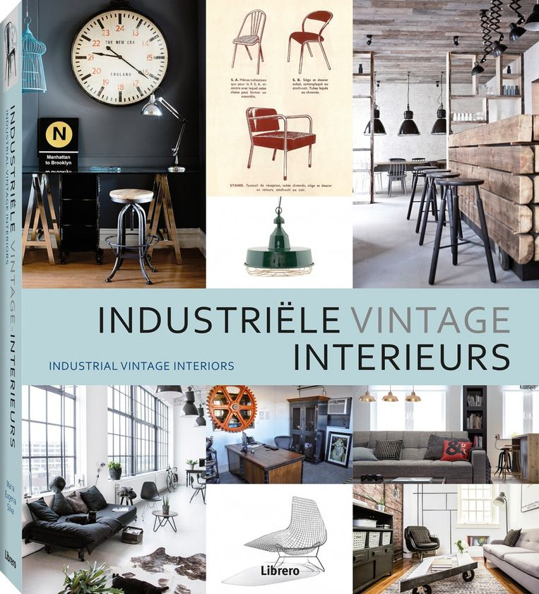 Internationale Vintage Interieurs, 29,95 euro.