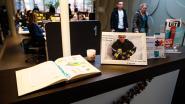 Rouwregister voor overleden brandweerman Jens De Winter