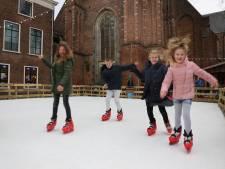 Corona ook van invloed op ijspret in Wijk bij Duurstede: geen schaatsbaan in kerstvakantie