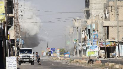 Irak claimt doden 45 IS-strijders in Syrië