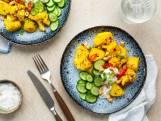 Wat Eten We Vandaag: Geroosterde aardappelbloemkoolsalade