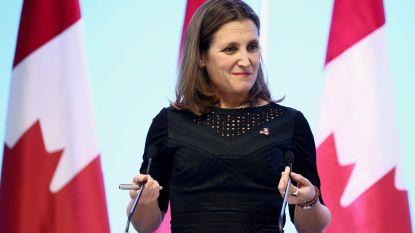 Saoedi-Arabië laat crisis met Canada verder escaleren