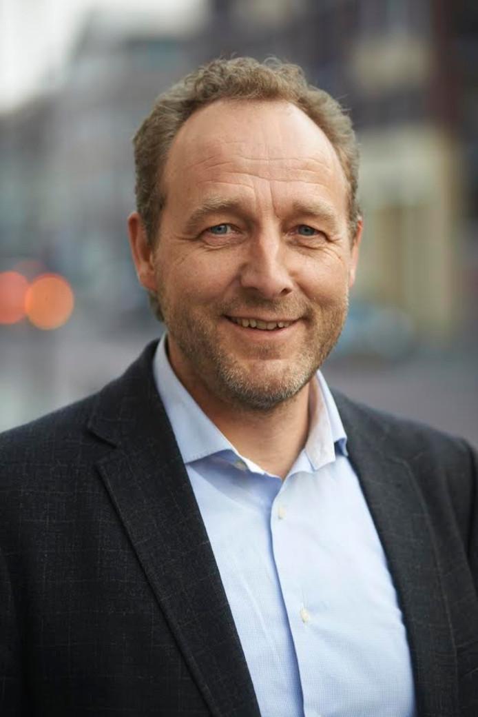 Wethouder Ben Tuithof